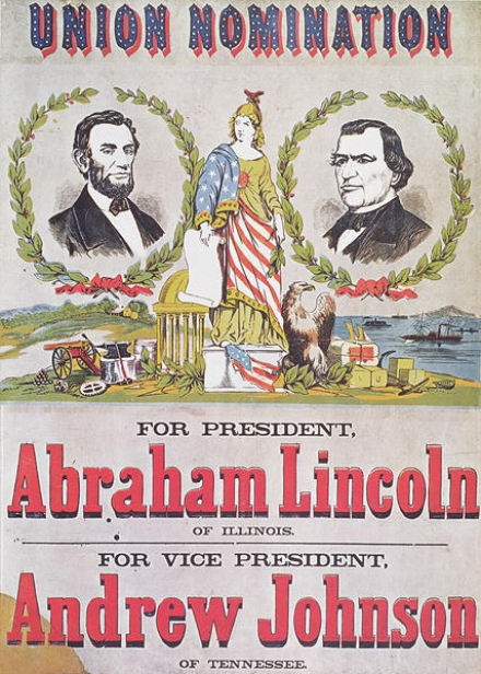 Electoral Campaign Poster For The Union Nomination With